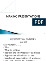 Oral Presentation (8)