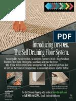 Dri-Dek for Wet Floors