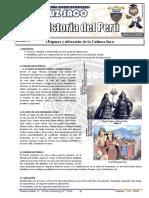 Historia del Perú - 1er Año - IV Bimestre - 2014 (1)
