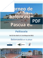 Torneo Peñíscola 2010