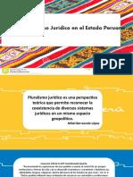 El Pluralismo Jurídico en el Estado Peruano.pptx