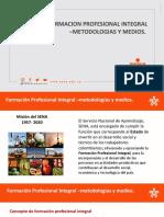 FPI Metodologias y medios.