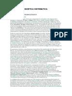 Bioetica Sistematica