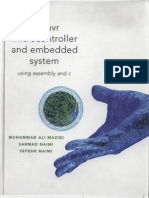 AVR Microcontroller and Embedded Systems by ALI MAZIDI