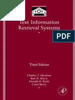 Text Information Retrieval Systems, Third Edition (Library and Information Science) (Library and Information Science) (Library and Information Science).pdf