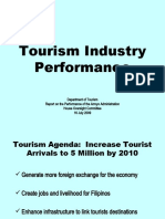 tourism performance 2