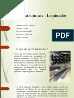 Perfis Estruturais - Laminados.pptx