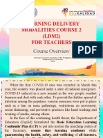 LDM-Presentation