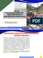Semana 04_ Psicología Cognitiva Contemporánea y Aprendizaje Significativo