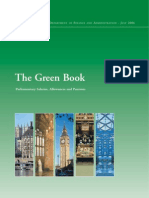 PARLIAMENT GREEN BOOK