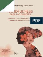 Mindfulness Para Mujeres