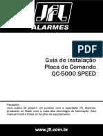 Placa de Comando QC-5000-Speed JFL
