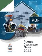 Plan de Desarrollo Naval. PDN2042