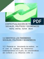 CONTEXTUALIZACIÓNDEFENOMENOSSOCIALESPOLITICOSYECONOMICOS