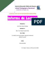 Informe de Lectura Foucault conferencia 2_JulioCesar