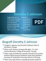 Dorothy E.Johnson-PPT