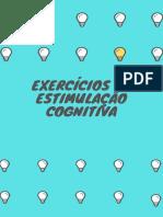 Estimulação cognitiva Caesm