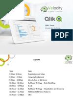 Workshop - Qlik Sense Introduction