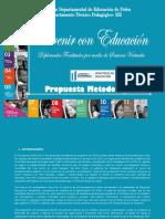 Propuesta Metodologica para seguimeinto de diplomado en Sesiones virtuales_