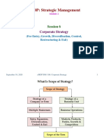 eMDP SM-3 S6 Corporate Strategy