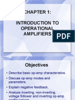 Chapter 1-Introduction to Operational Amplifiers