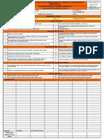 SIG-RPK-044 Inspección pre uso de herramientas