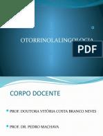 OTORRINOLARINGOLOGIA- PRIMEIRA AULA 2015.pptx