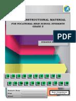 INSTRUCTIONAL MATERIAL (SUHARDIN DJAMRUN, CLASS C DARING)