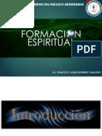INTRODUCCION FORMACION ESPIRITUAL