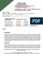 GUIA 6, PERIODO II, OCTAVO