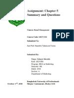 Designing Marketing Program to Build Brand Equity summary