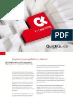 E-Learning-Heft (Auszug)