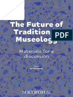Future of Tradition in museology