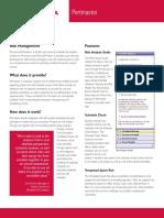 Pertmaster Datasheet - 2008