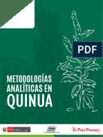 Metodologías analíticas en quinua.pdf