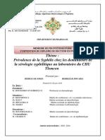 Prevalence-de-la-Syphilis-chez-les-demandeurs-de-la-serologie-syphilitique-au-laboratoire-du-CHU-Tlemcen