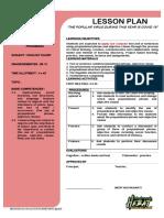 RPP KD 3.2 XII LINTAS MINAT - FIRST MEETING PREPOSITIONAL