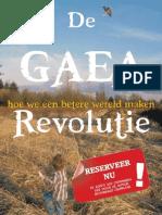De GAEA Revolutie Uittreksel