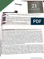 Ch 21 - Foreign Exchange Market