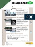 DERBIBOND LS  Adesivo a freddo a basso tenore di solventi per le membrane DERBIGUM .pdf
