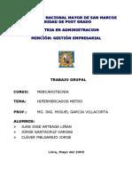 Caso Hipermercados Metro