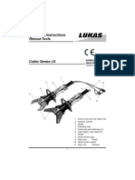 Lukas LS Series User Manual