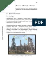 destilação do petroleo