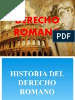 HISTORIA DEL DERECHO ROMANO CORREGIDO