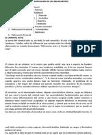 fichas (CRIMINOLOGIA.6) clasificacion de los delincuentes sep2019.