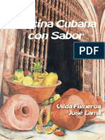 Figueroa, Vilda - Cocina Cubana Con Sabor