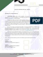 Mandato Perfecto conforme al Decreto 806 de 2020-