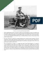 LAWRENCE THOMAS EDWARD -  Après-guerre et mort