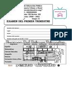 Examen6toGrado1erTrimestre2020-2021MEX