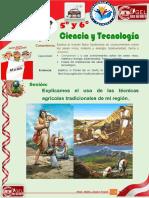 CIENCIA Y TECNOLOGÍA 5 Y 6 JUAN ABDEL 13 JULIO
